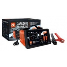 Зарядное устройство, 6Amp 12V, аналоговый индикатор зарядки, <ДК>