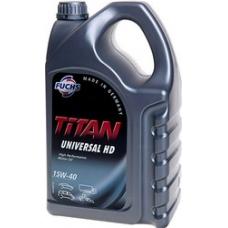 TITAN UNIVER HD 15W40 5л