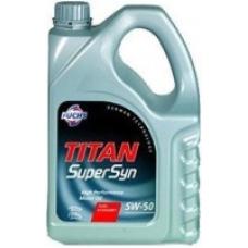 TITAN SUPERSYN 5W50 5L