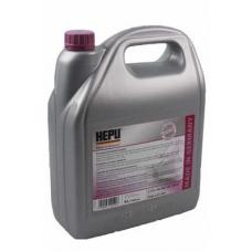 Антифриз фиолетовый G12 (-80С) 5л, HEPU