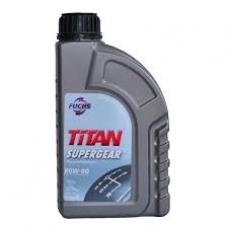 Минеральное трансмиссионное масло  85w140, TITAN