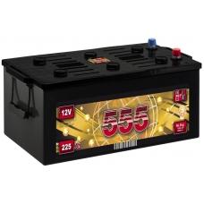 Аккумулятор   225Ah-24v 555 (518x275x242),L,EN1200