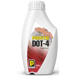 Жидкость торм. DOT-4 PRISTA 475ML