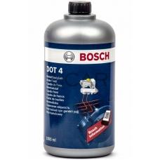 Жидкость торм. DOT-4 BOSCH 1л