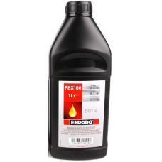 Жидкость торм. DOT-4 FERODO 1л