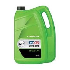 Антифриз LUXE (зеленый) концентрат 4л