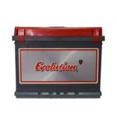 Аккумулятор   60Ah-12v  Evolution (243x175x190),R,EN600