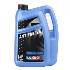 Антифриз LUXE -40 (синий) 5л