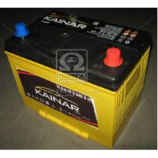 Аккумулятор   75Ah-12v KAINAR Asia (258x173x220),R,EN640