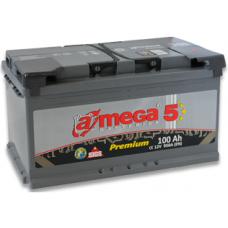 Аккумулятор   100Ah-12v AMEGA PREMIUM (352x175x190),L,EN950