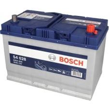 Аккумулятор   95Ah-12v BOSCH (S4028) (306x173x225),R,EN830(Азия)