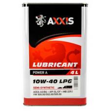 AXXIS 10W40 LPG Power A