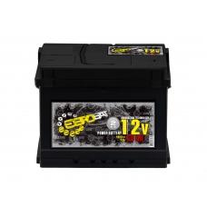 Аккумулятор  95Ah-12v ЄВРОБАТ (353x175x190),R,EN680