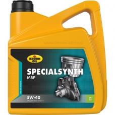 KROON OIL SPECIAL SYNTHMSP 5W40