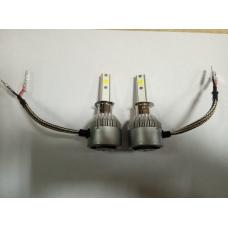 Лампа светодиодная H1 LED 6500K(комплект 2шт.,)