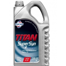 TITAN SUPERSYN 5W20 5л
