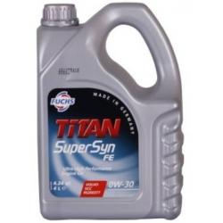 TITAN SUPERSYN FE 0W-30 5л