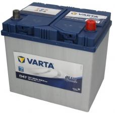 Аккумулятор   60Ah-12v VARTA BD(D47) (242х175х190),L,EN540