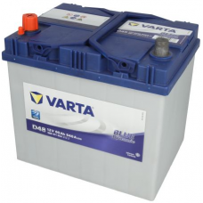 Аккумулятор   60Ah-12v VARTA BD(D48) (242х175х190),L,EN540