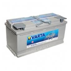 Аккумулятор   105Ah-12v VARTA Start-Stop Plus AGM (394х175х190), R, EN 950