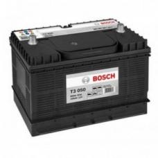 Аккумулятор  105Ah-12v BOSCH (T3052) (330x172x240),L,EN800