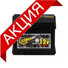 Аккумулятор 60Ah-12v ЄВРОБАТ (243x175x190),R,EN480