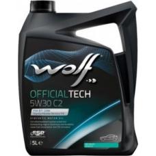 WOLF OFFICIALTECH 5W30 C2 4л