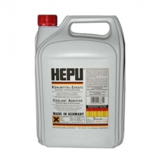 Антифриз красный  G12 (-80С) 5л, HEPU