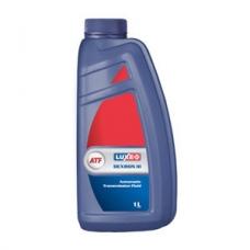 Полусинтетическое масло ATF Dexron III, 1л  LUXE