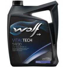 WOLF VITALTECH 5W30 4л