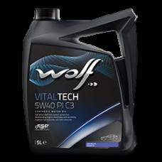 WOLF VITALTECH 5W40 PI C3 4л