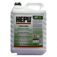 Антифриз зеленый  G12 (-80С) 5л, HEPU
