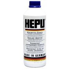 Антифриз синий (-80С) 1,5л, HEPU
