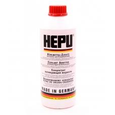 Антифриз красный (-80С) 1,5л. HEPU
