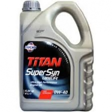 TITAN SUPERSYN 0W40 4L