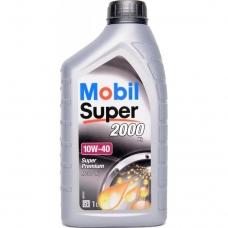 MOBIL Super 2000 10W40 1л