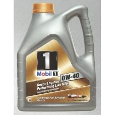 Mobil 1  Like New 0W40 4L