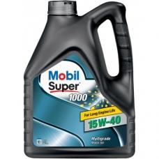 MOBIL Super 1000 15W40 4л