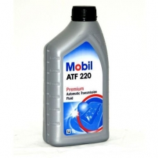 Минеральное масло ATF Dexron II, 1л MOBIL