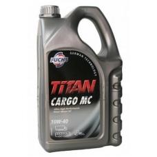 TITAN CARGO MC 10W40 5л