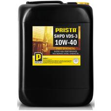 PRISTA SHPD VDS3 10W40 20L