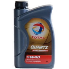 TOTAL QUARTZ 9000 ENERGY 5W40 1л