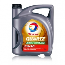TOTAL QUARTZ 9000 ENERGY 5W40 5л