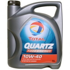 TOTAL QUARTZ 7000 ENERGY 10W40 5л