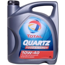 TOTAL QUARTZ 7000 ENERGY 10W40 4л